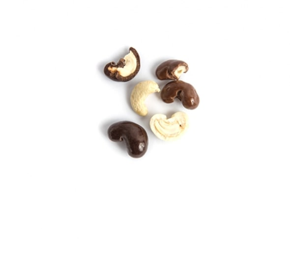 Cashew Nuts in Chocolate
