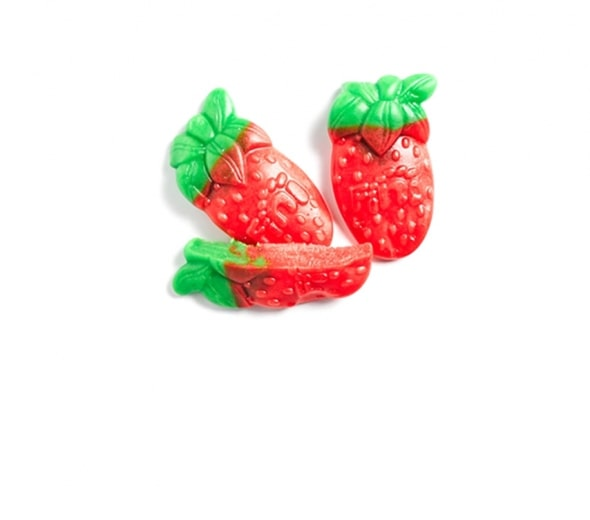 Big Strawberries