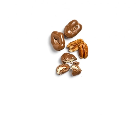 Pecan Nuts in Chocolate